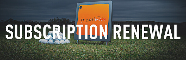 TrackMan Hardware and Software Subscription
